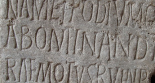A FUNNY THING HAPPENED ON THE WAY TO THE FORUM (OR: THE ANCIENT ROMAN ORIGINS OF NATIVE ADVERTISING)